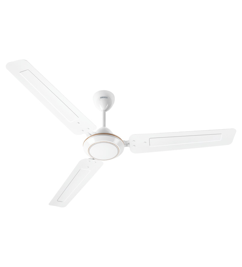 Luminous Morpheus White 1200 mm Ceiling Fan