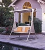 Luxury Two Seater Swing by Loom Crafts