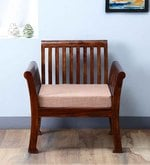 Lytton One Seater Sofa in Provincial Teak Finish
