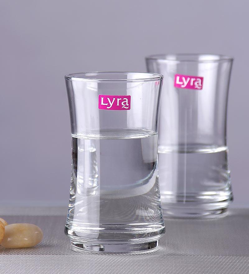 Lyra Lune 365 ml Drink Glasses  - Set of 6