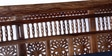 Maurya Handcrafted Two Seater Sofa in Provincial Teak Finish by Mudramark