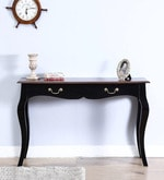 Margaret Console Table in Dual Tone Finish