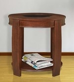 Marion Veener Coffee Table in Cherry Colour