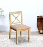 Maryland Pine Chair in Natural Finish