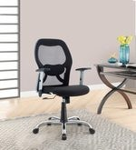 Matrix Ergonomic Chair in Black Colour