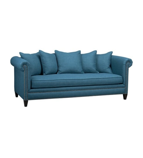 Ginger Maharaja Sofa By Mudramark Online Three Seater Sofas