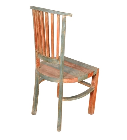 Mint Straight Back Chair