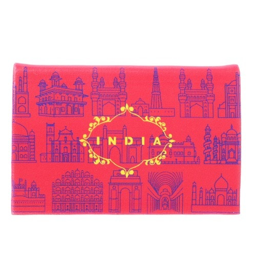 Buy mad in india indian monuments pu stainless steel visiting card mad in india indian monuments pu stainless steel visiting card holder reheart Choice Image