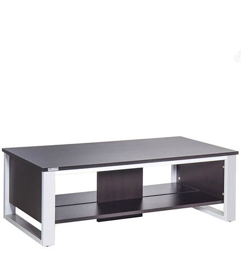 Madrid Coffee Table In Dark Finish By StyleSpa
