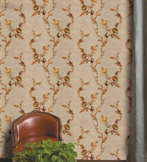 Brown Beige Non Woven Paper Wallpaper By Marshalls Wallcoverings