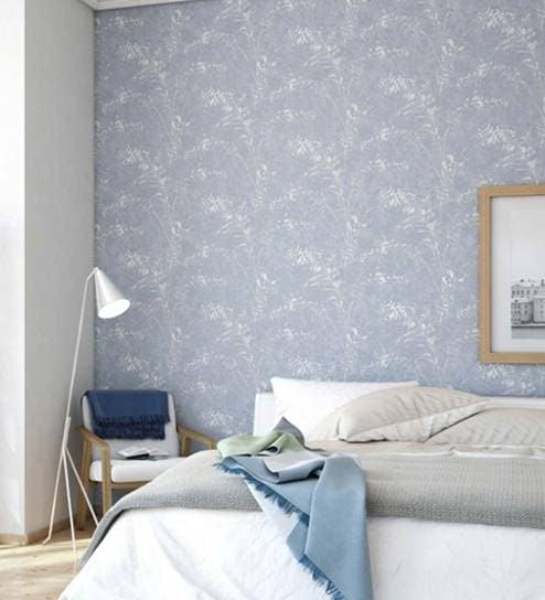 Grey Off White Paper Backing Wallpaper By Marshalls WallCoverings
