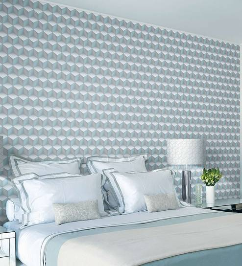 Multicolour Paper Backing Wallpaper by Marshalls WallCoverings