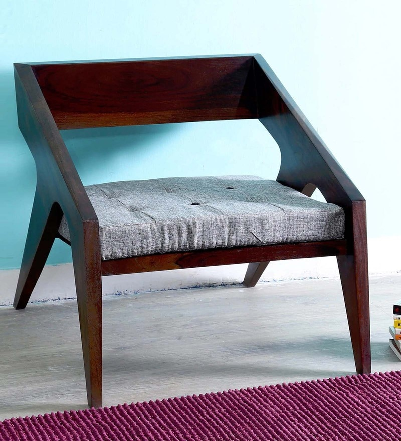 Madison Arm Chair in Honey Oak Finish by Woodsworth
