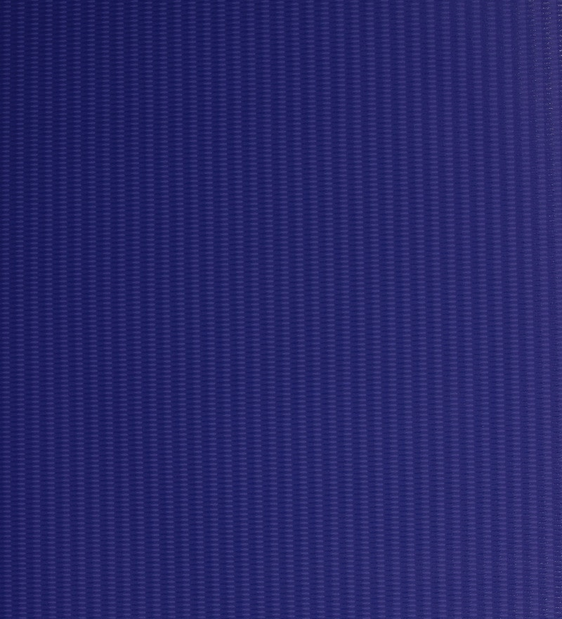 Blue Non Woven Fabric Geometric Pattern Wallpaper by Marshalls WallCoverings