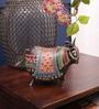 Malhar Multicolour Iron 8 x 5 Inch Table Decor Figurine Showpiece