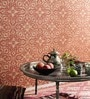 Marshalls Wallcoverings Red Non Woven Fabric Easy to Install Wallpaper