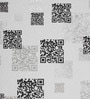 Black & Grey Non Woven Fabric Wallpaper by Marshalls WallCoverings