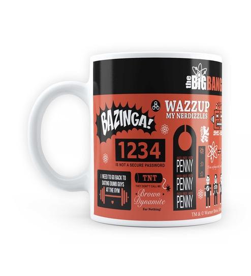 Infographic 350 Mug Theory Sid The Big Official Razz Mc Ceramic Ml Bang 8n0OwkPX