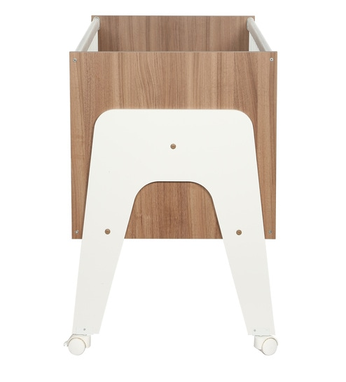 Strange Mckyle Convertible Crib Study Desk In White Finish By Mollycoddle Ibusinesslaw Wood Chair Design Ideas Ibusinesslaworg