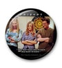 MC SID RAZZ Multicolour Metal Official Friends They Know We Know Fridge Magnet Licensed by Warner Bros USA