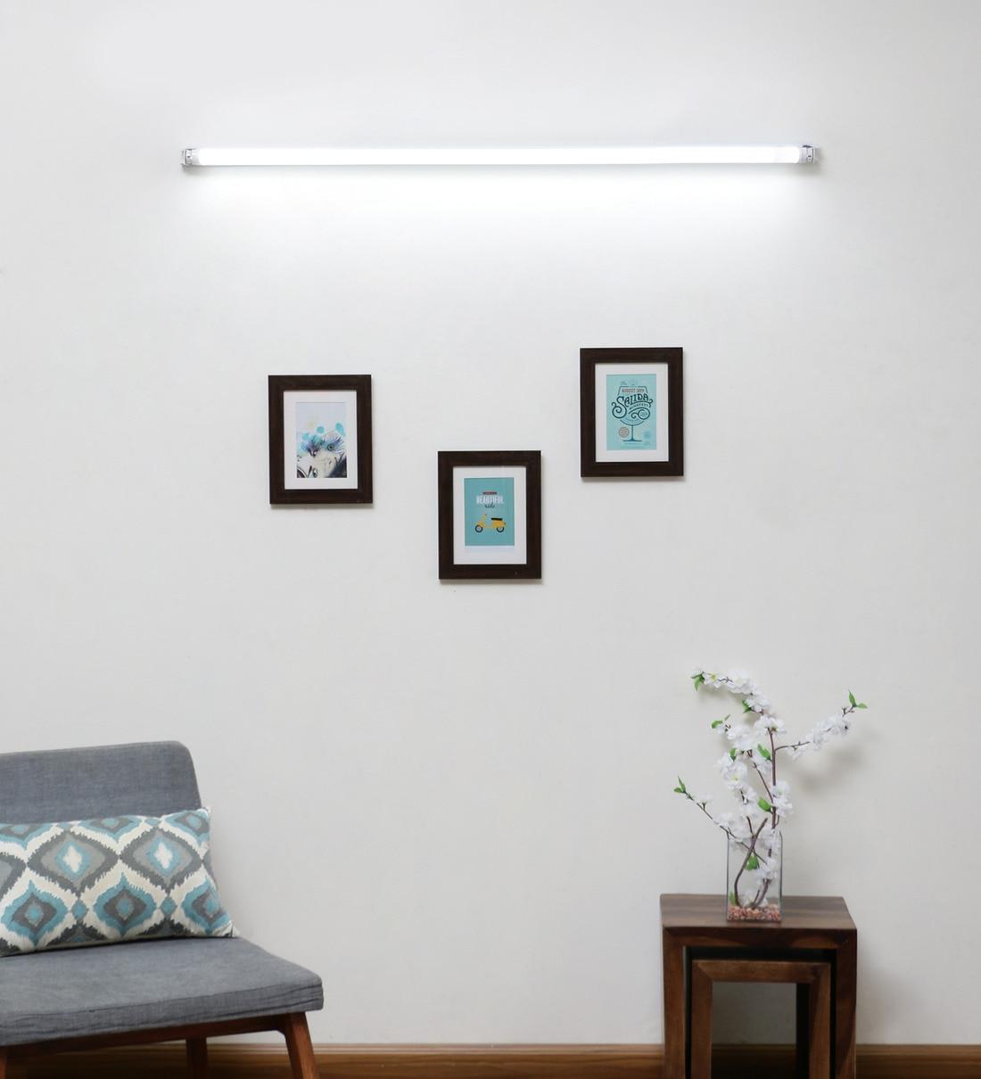 Buy Megaway Led T8 22w Tube Light Cool White 5pcs Online Led Tube Lights Lighting Homeware Pepperfry Product