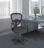 Mesh 109 Series Ergonomic Chair in Black Colour