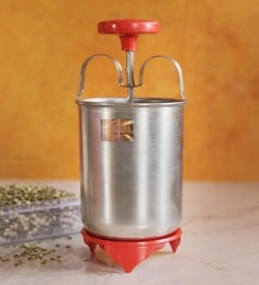 Action Stainless Steel Vada Maker