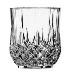 a63dcf3992 Merahomestore Cristal Darques Longchamp Glass 230 ML Old Fashioned Whisky  Glasses - Set of 6