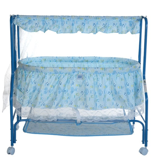 814f818d5 Buy Baby Cradle With Swing and Mosquito Net