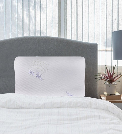 Buy Memory Foam 400 X 400 X 40 Inch Pillow Insert By The White Willow Beauteous 20 X 20 Foam Pillow Insert