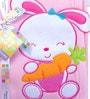 Mee Mee Soft Baby Blanket in Pink