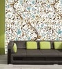 White PVC Wallpaper by Me Sleep