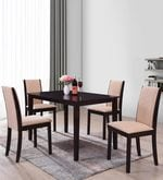 Michelle Four Seater Dining Set