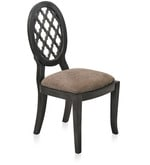 Miraya Dining Chair in Silver Grey Colour