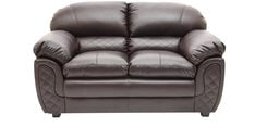 Mirage Two Seater Sofa in Brown Colour