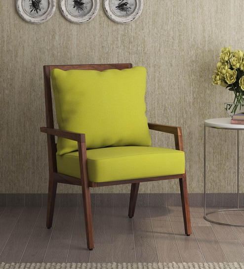 Groovy Milton Solid Wood Accent Chair With Upholstery By Woodsworth Gamerscity Chair Design For Home Gamerscityorg