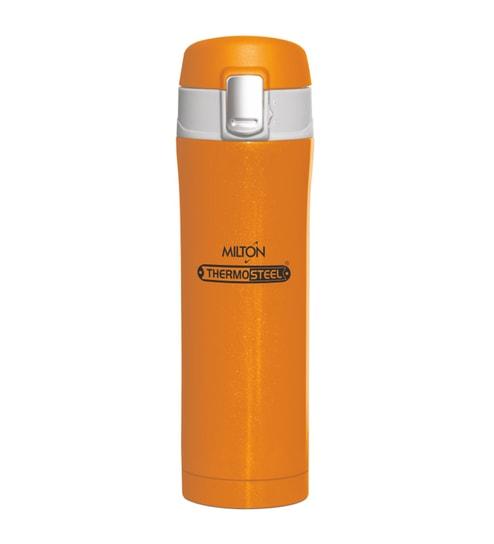 Buy Milton Orange Dazzle 440 Ml Thermosteel Insulated