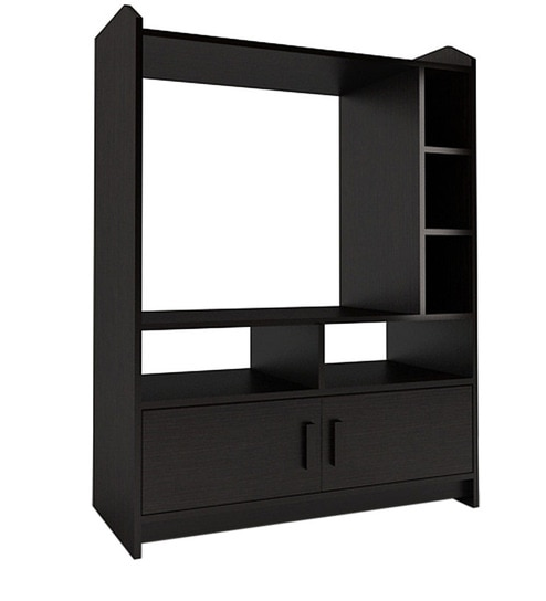 Buy Mississippi Display Wall Unit in Wenge Finish by Housefull ...