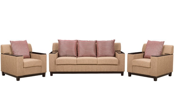 Milan Sofa Set 3 1 Seater By Royal Oak