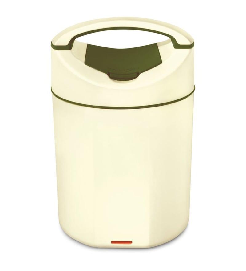 Milton Electric Megatron 3 Container Green Plastic Tiffin