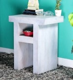 Morcheeba Solid Wood End Table