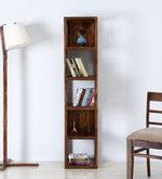 Trenton Book Shelf in Provincial Teak Finish