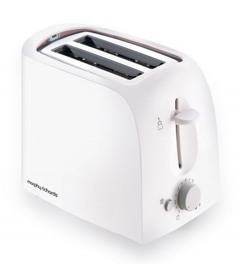 Morphy Richards AT 201 2 Slice Pop Up Toaster