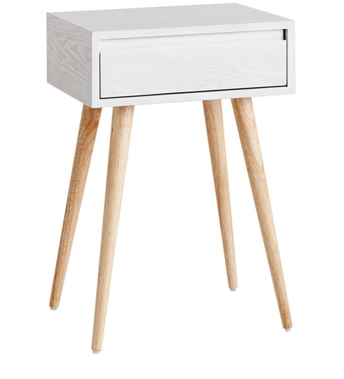 Modern Nightstand With Peg Legs By AfyDecor