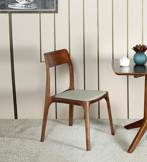 Modern Solid Wood Dining Chair By Asanjo Furniture World