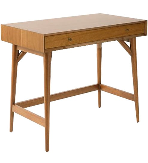 Modern Study Table In Natural Color By Afydecor Part 34
