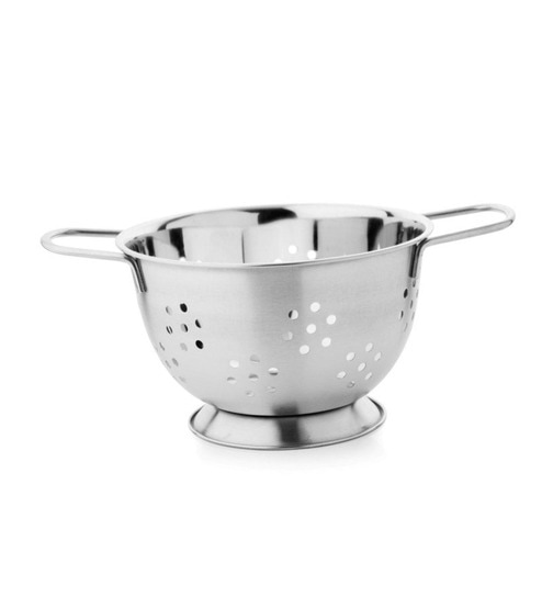 Mosaic Stainless Steel Colander Flower By Mosaic Online Other