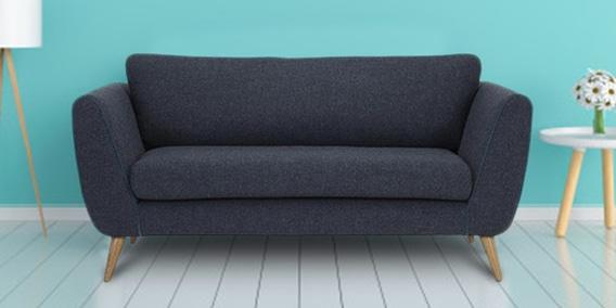 Surprising Argos 2 Seater Sofa In Dark Grey Colour By Afydecor Machost Co Dining Chair Design Ideas Machostcouk