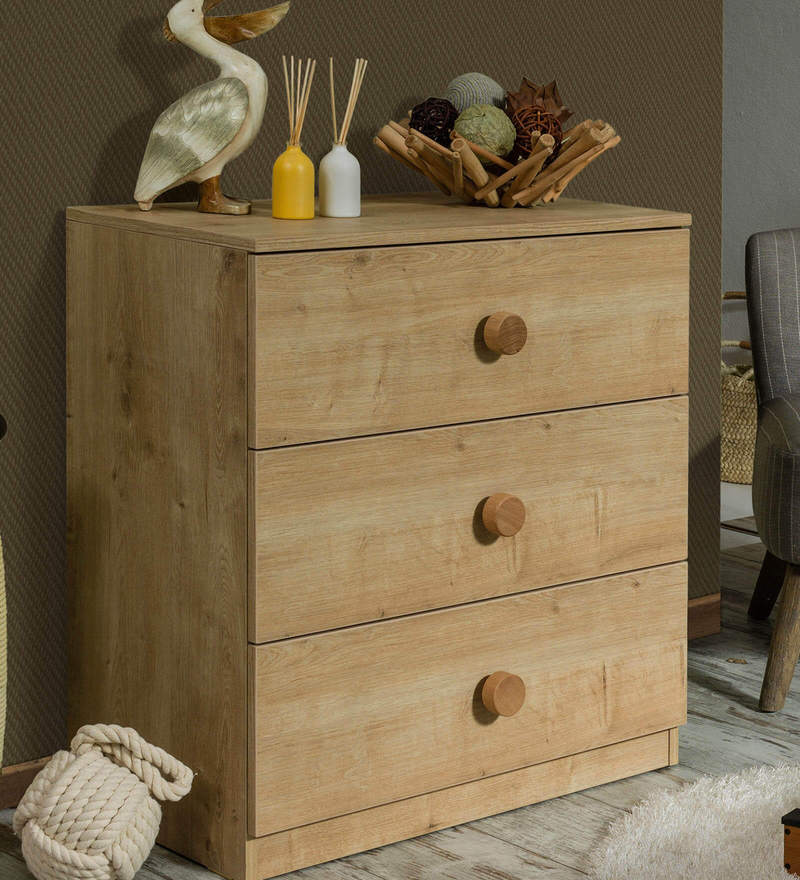 Mocha Drawer Chest by Cilek Room