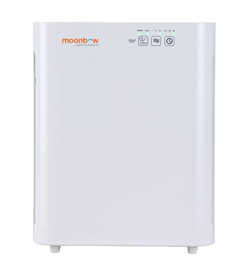 Moonbow AP-A8400UIN Air Purifier (White)